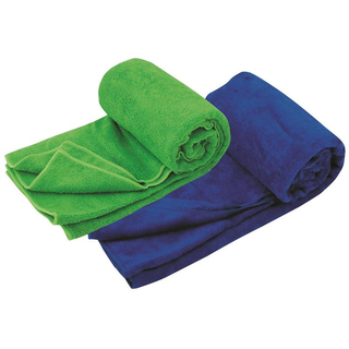 Travelsafe Microfiber Terry Towel XL blau