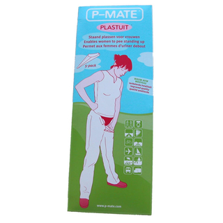 TravelSafe P-Mate Frauen Urinale