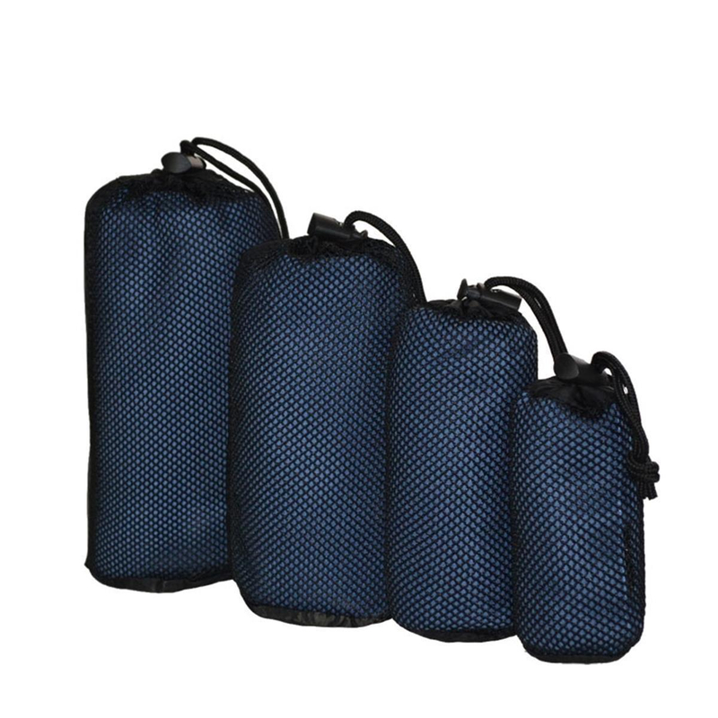 mivall microfaser handtuch badetuch reisehandtuch blau camping outdoor 5 99. Black Bedroom Furniture Sets. Home Design Ideas